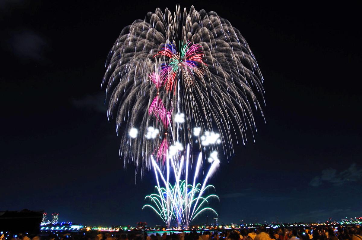 横浜スパークリングトワイライト