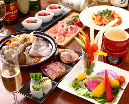 YEBISU DINING 関内本店2