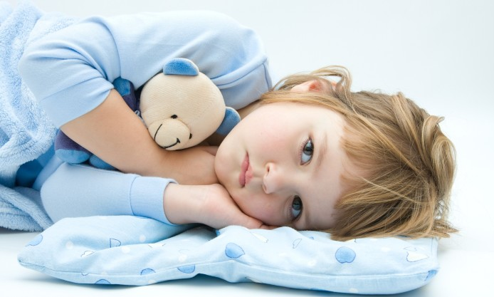 cute-child-bear-photography-pillow-blue-teddy