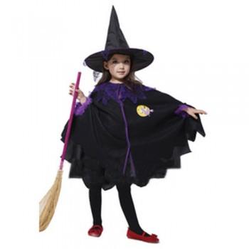 ハロウィンの魔女