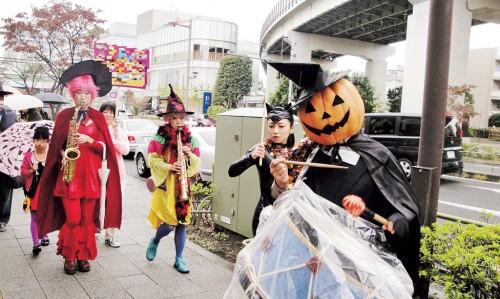 TAMAGAWAハロウィンフェスティバル