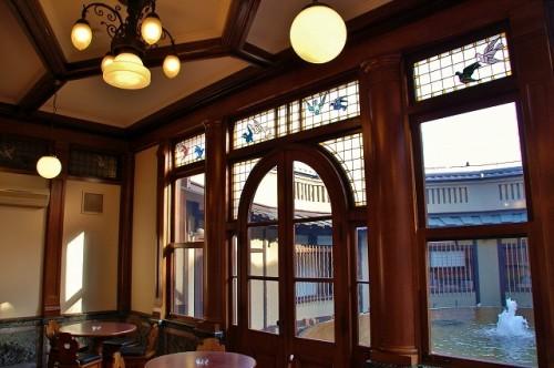 五龍閣カフェ