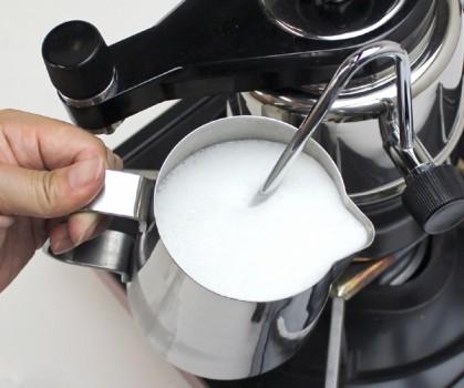 スチームミルク