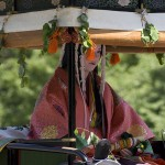 葵祭りの斎王代