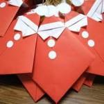 折り紙で簡単に出来る!サンタクロースの折り方を紹介