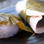 桜餅の関東と関西での違い。道明寺と長命寺とは?葉っぱは食べる?食べない?